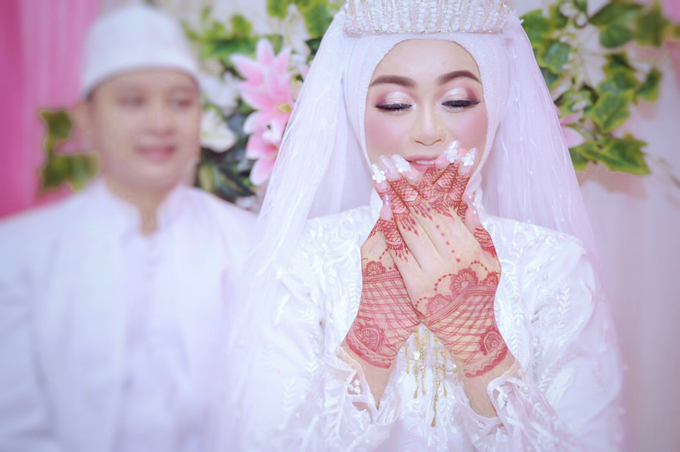 Wedding Kak Ahmad dan Dewi by 3KENCANA PHOTOGRAPHY - 006