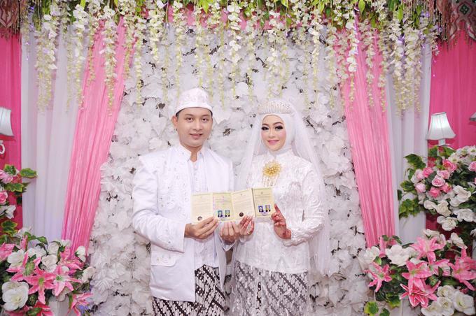 Wedding Kak Ahmad dan Dewi by 3KENCANA PHOTOGRAPHY - 017
