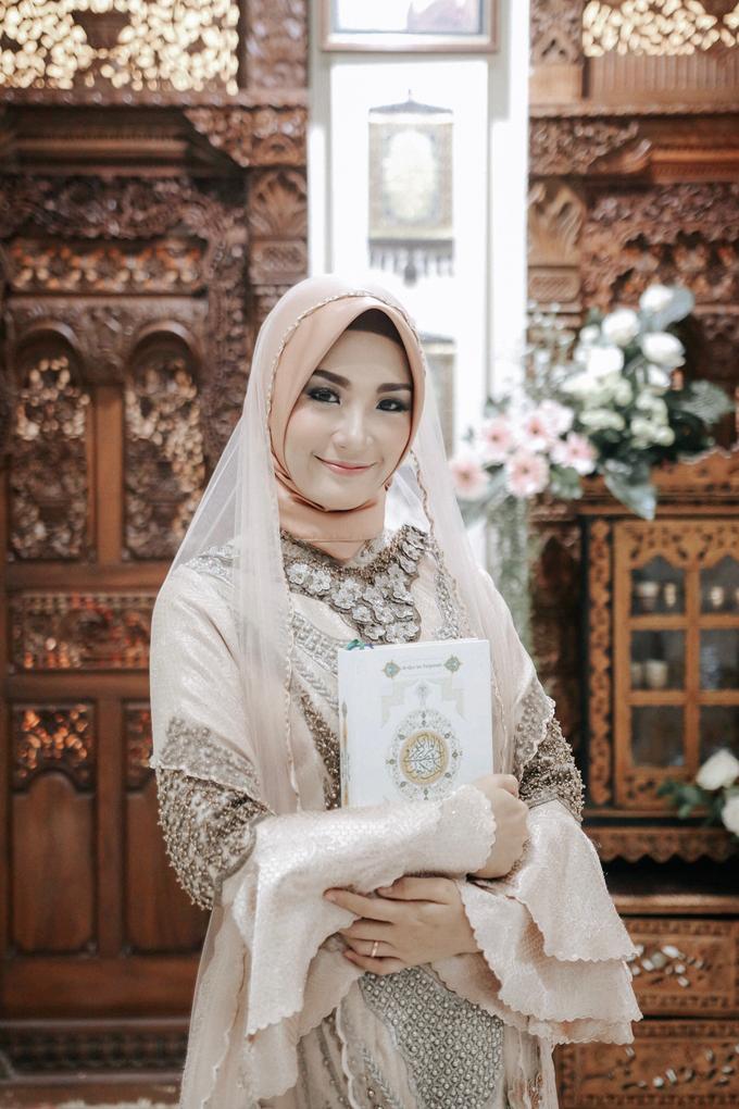 Pengajian Siraman dr. habibah dan dr. ulil by SVARGA PHOTO & FILM - 022