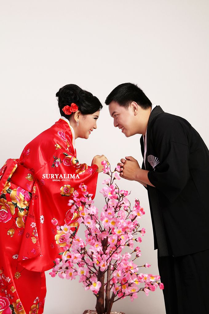 PREWEDDING OF DAVID AND ELSA by Suryalima Bridal Photo - 005