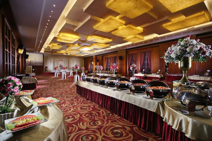 Angke Restaurant Kelapa Gading - Ballroom and Function Hall by Angke Restaurant & Ballroom Jakarta - 004