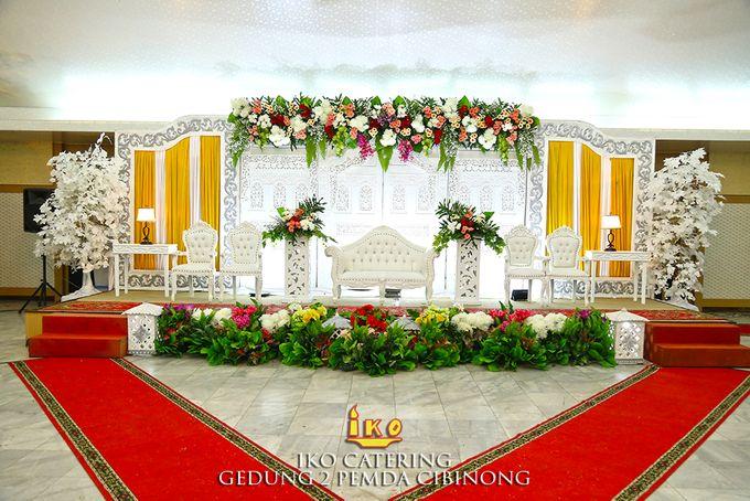 Dekorasi Pelaminan by IKO Catering Service dan Paket Pernikahan - 036