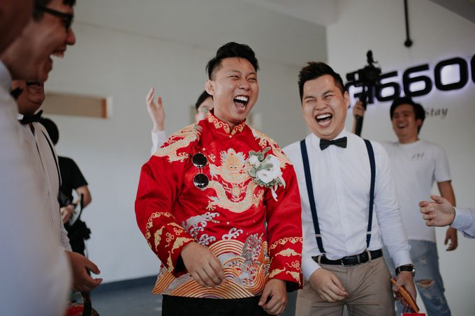 Solemnization & Matrimony: Darren & Jane by Jessielyee. - 019