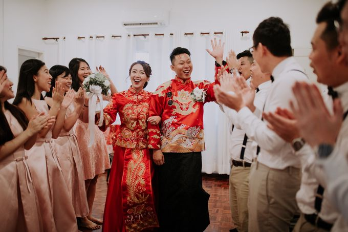 Solemnization & Matrimony: Darren & Jane by Jessielyee. - 025
