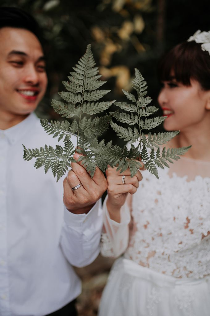 Local Malaysia Engagement & Pre-Wedding of Mellvin & Eunice by Jessielyee. - 015