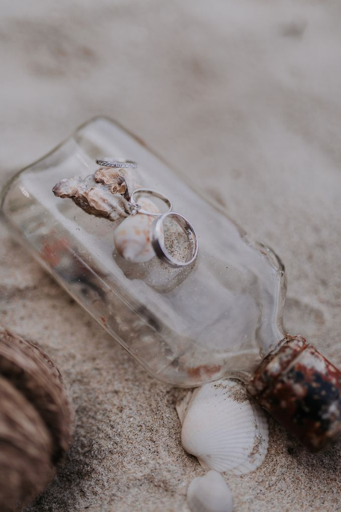 Local Malaysia Engagement & Pre-Wedding of Mellvin & Eunice by Jessielyee. - 004