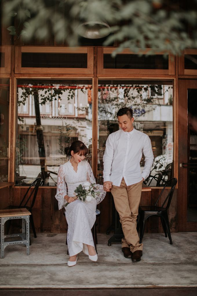 Local Malaysia Engagement & Pre-Wedding of Mellvin & Eunice by Jessielyee. - 017
