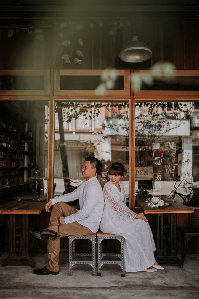 Local Malaysia Engagement & Pre-Wedding of Mellvin & Eunice by Jessielyee. - 018