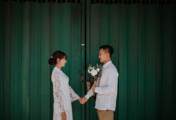 Local Malaysia Engagement & Pre-Wedding of Mellvin & Eunice by Jessielyee. - 019
