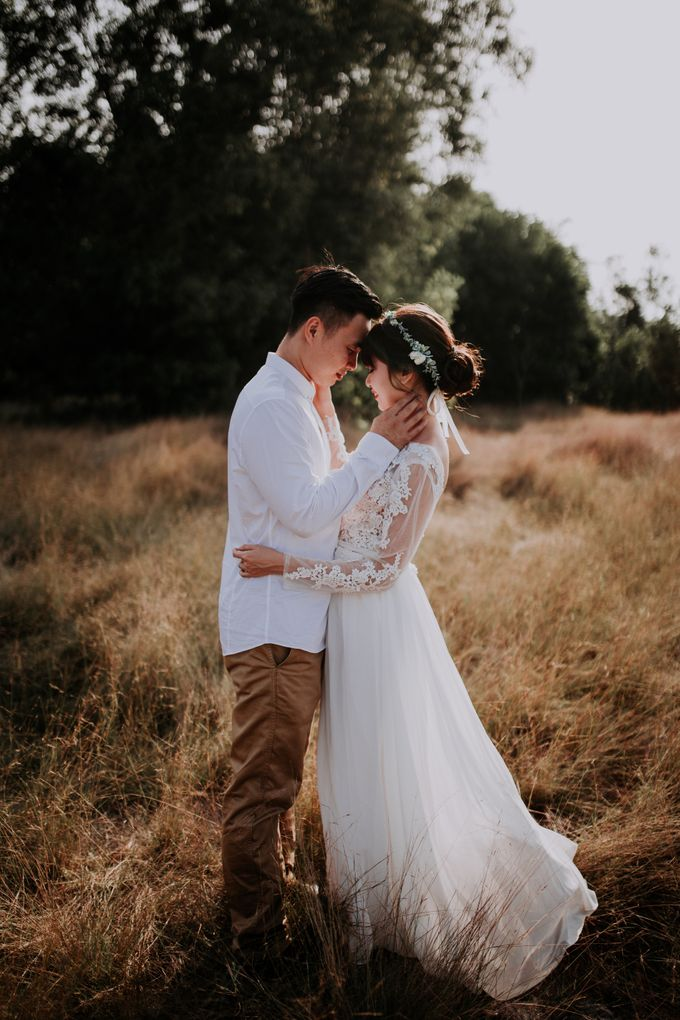 Local Malaysia Engagement & Pre-Wedding of Mellvin & Eunice by Jessielyee. - 022