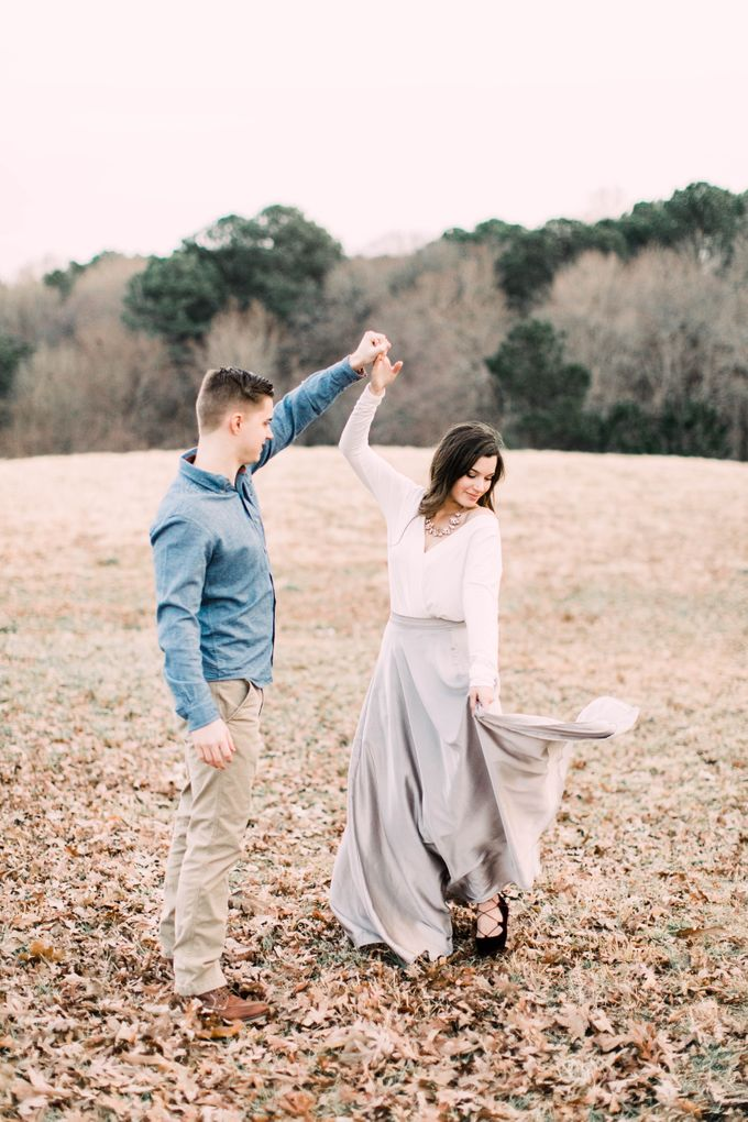 Anniversary Session by Danielle Riley Photography - 002