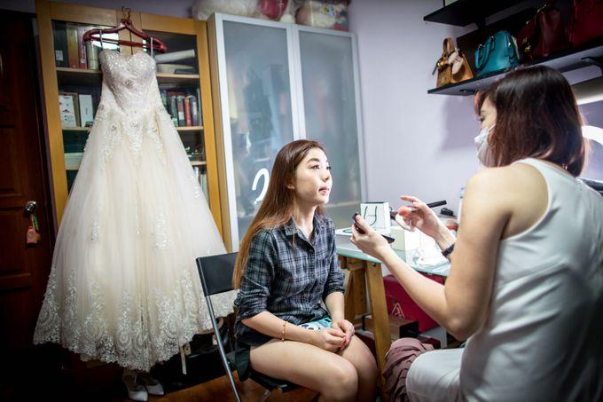 Actual Day Wedding by  Inspire Workz Studio - 003