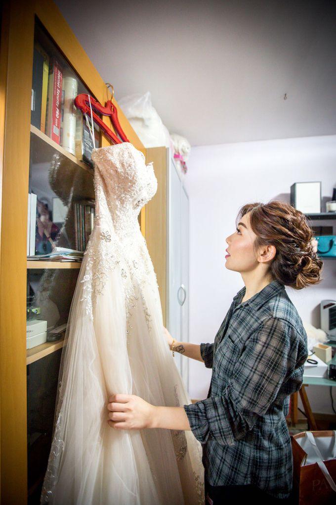 Actual Day Wedding by  Inspire Workz Studio - 009
