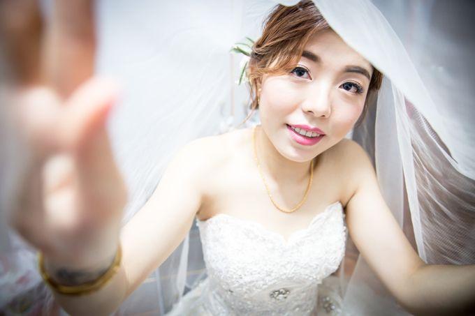 Actual Day Wedding by  Inspire Workz Studio - 010