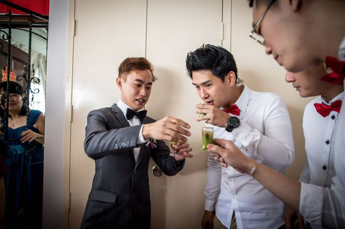 Actual Day Wedding by  Inspire Workz Studio - 020