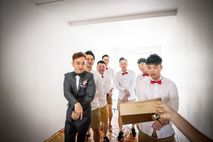 Actual Day Wedding by  Inspire Workz Studio - 024