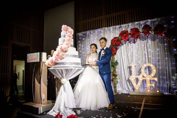 Actual Day Wedding by  Inspire Workz Studio - 045