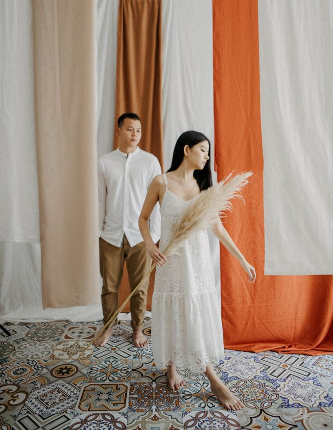 Couple Session of Ferdinand & Jaclyn by KIN Moments - 004