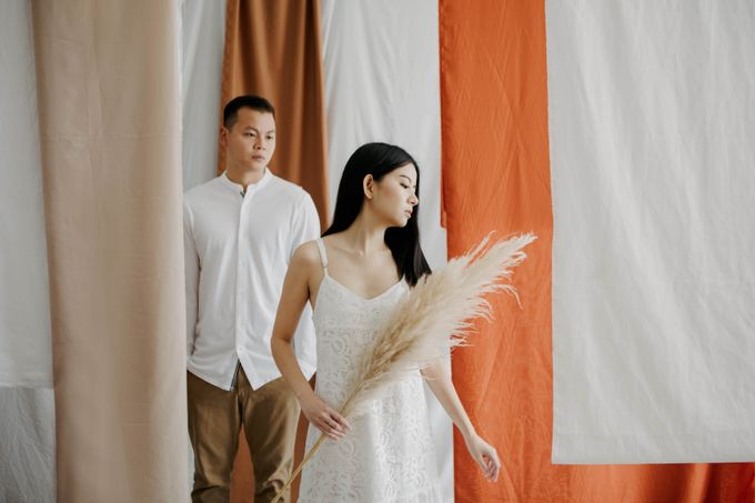 Couple Session of Ferdinand & Jaclyn by KIN Moments - 001