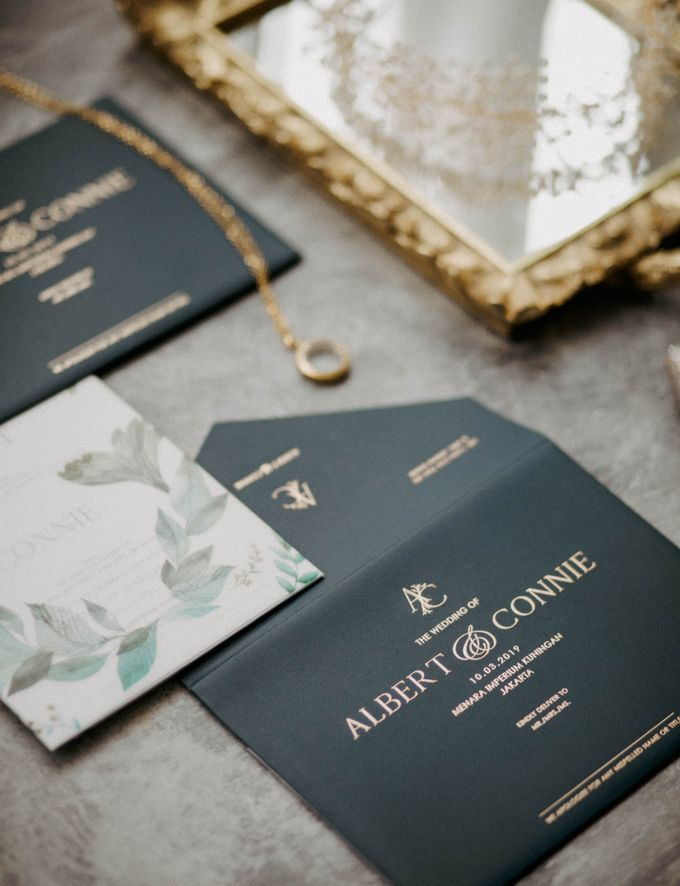 Wedding Day of  Albert & Connie by KIN Moments - 003