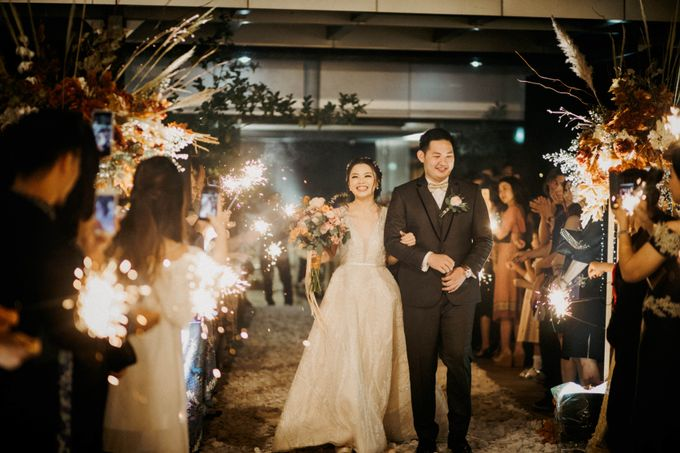 Wedding Day of  Albert & Connie by KIN Moments - 039