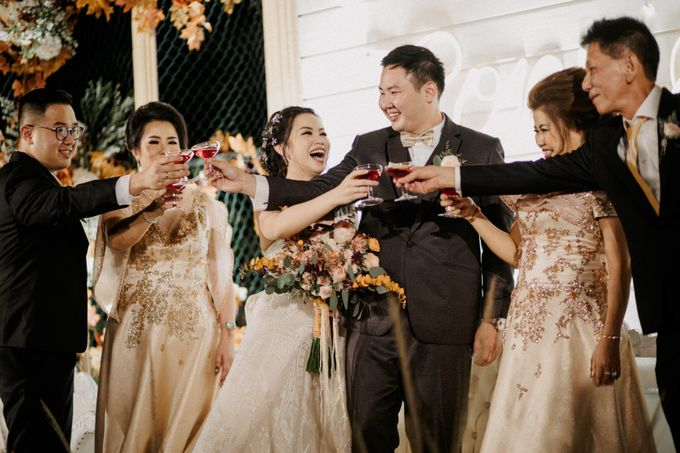 Wedding Day of  Albert & Connie by KIN Moments - 044