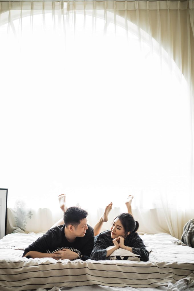 Intimate Indoor of Nata & Kristy by KIN Moments - 022