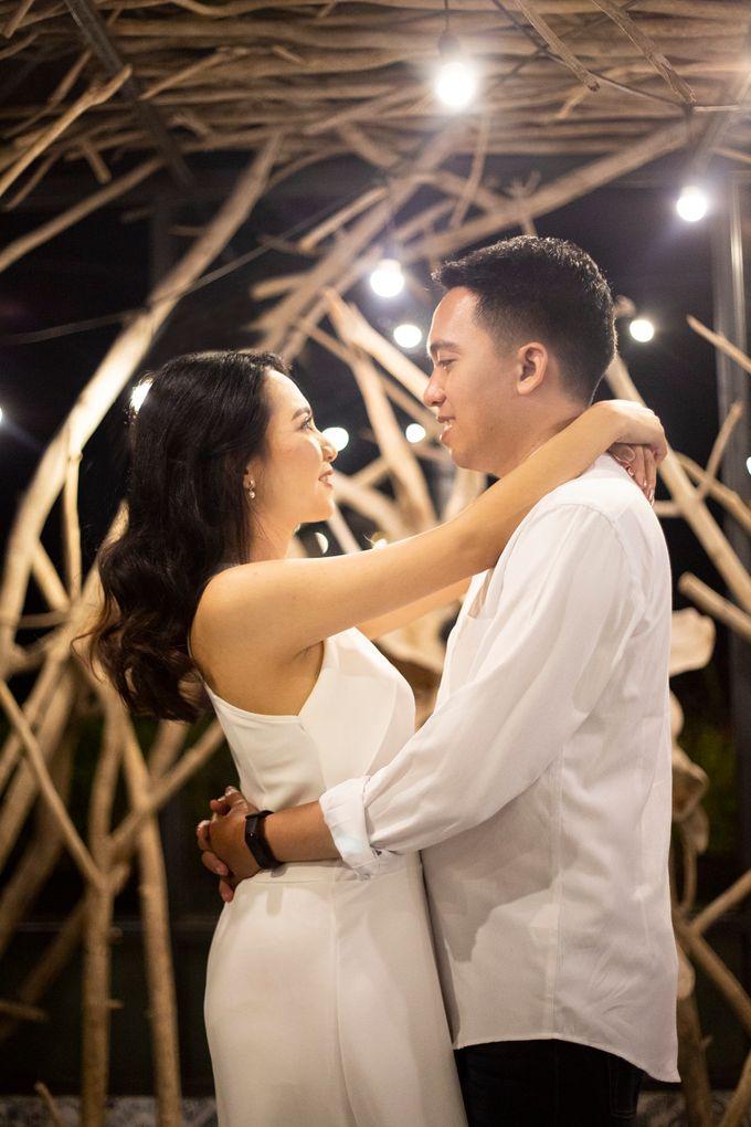 Pre-Wedding of Erwin & Sisca by Cinestars Film - 003