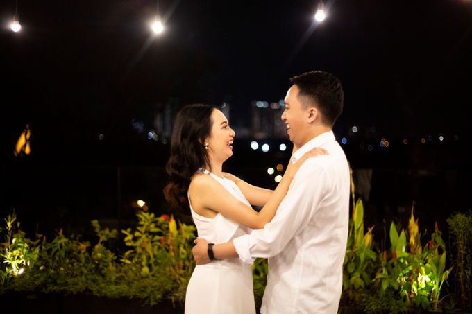 Pre-Wedding of Erwin & Sisca by Cinestars Film - 017