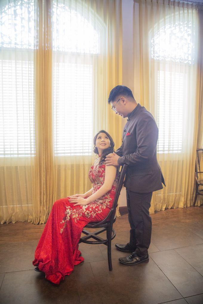Engagement of Wira & Revenny by Cinestars Film - 007