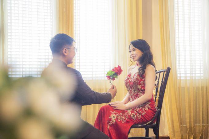 Engagement of Wira & Revenny by Cinestars Film - 008