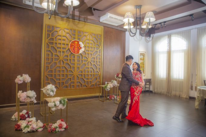 Engagement of Wira & Revenny by Cinestars Film - 011