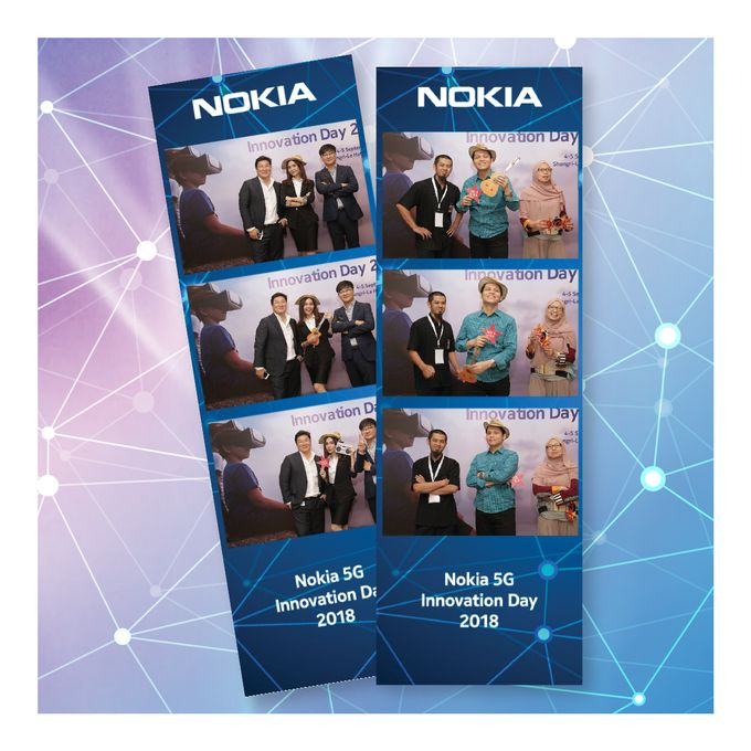 NOKIA 5G INNOVATION DAY by snaphot official photobooth - 002