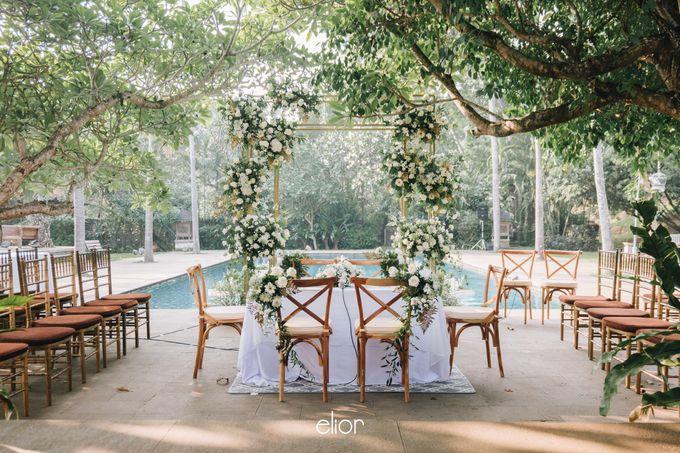 The Wedding of Citra & Deri by Elior Design - 001