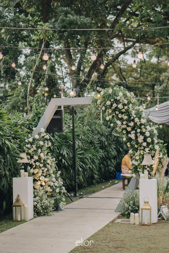 The Wedding of Tommy Kintami by Elior Design - 019