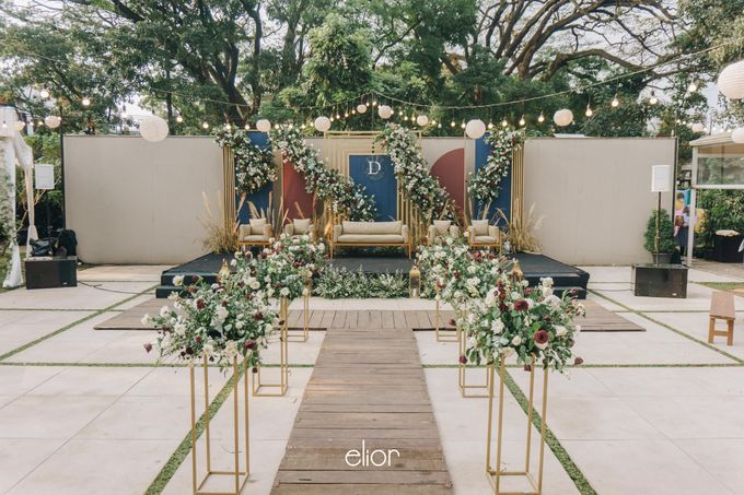 The Wedding of Laras and Dhika by Elior Design - 024