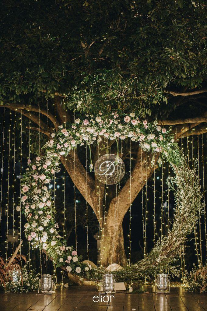 The Wedding Of Felicia & Deny by Elior Design - 017