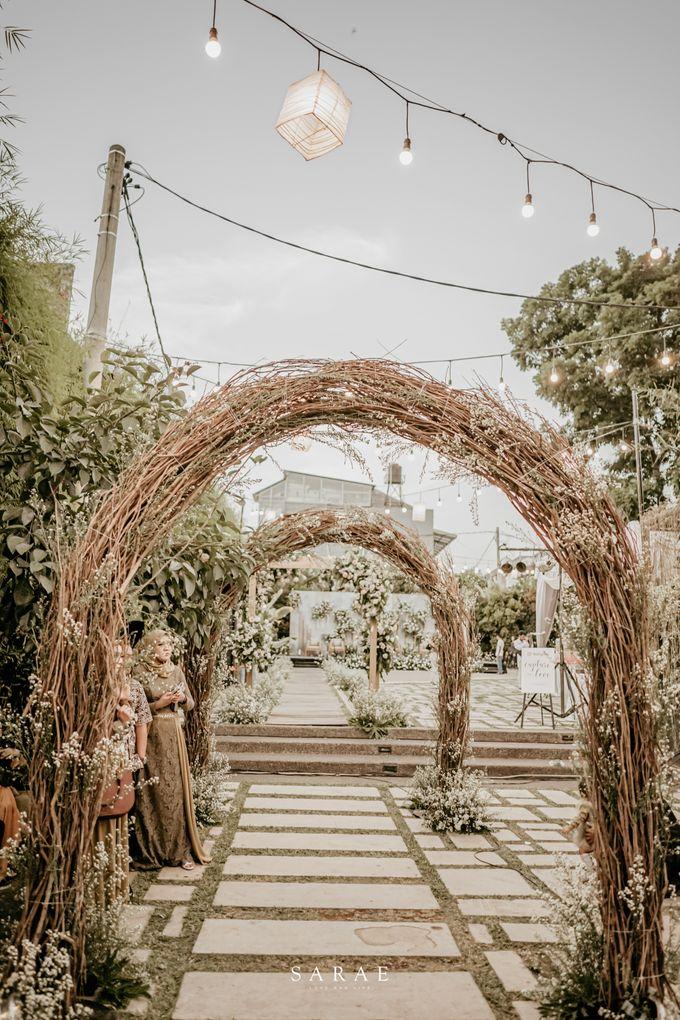 The Wedding of Fajar & Tiara by Sarae Foto - 002