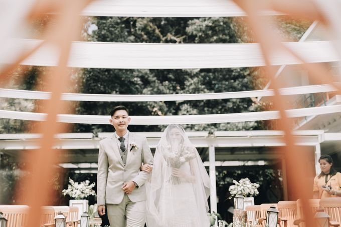 The Wedding of Nico & Evelyn by Elior Design - 015