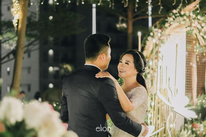 The Wedding of Leon & Cindy by Elior Design - 009