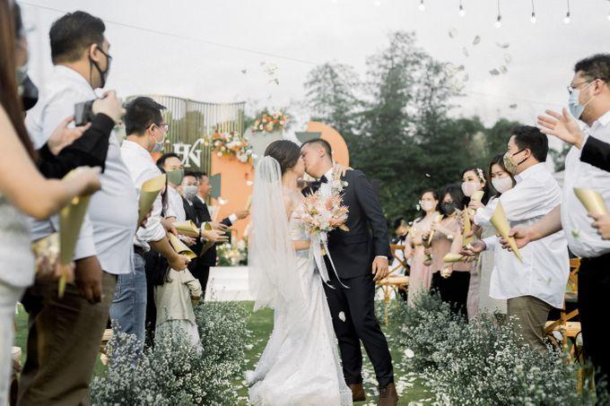 The Wedding of Hansen and Nerisa by Elior Design - 002