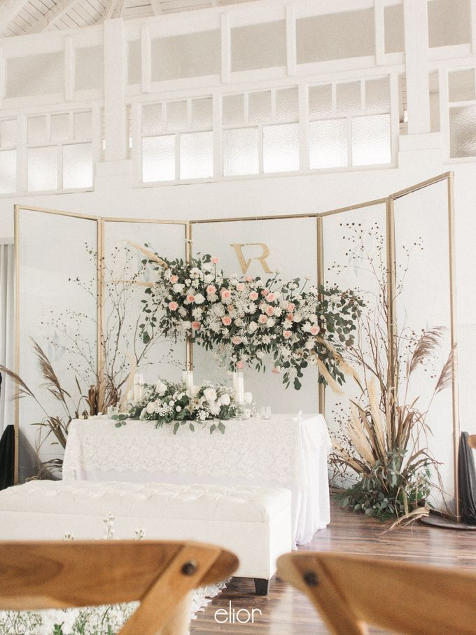 The Wedding of Victor and Risca by Elior Design - 003