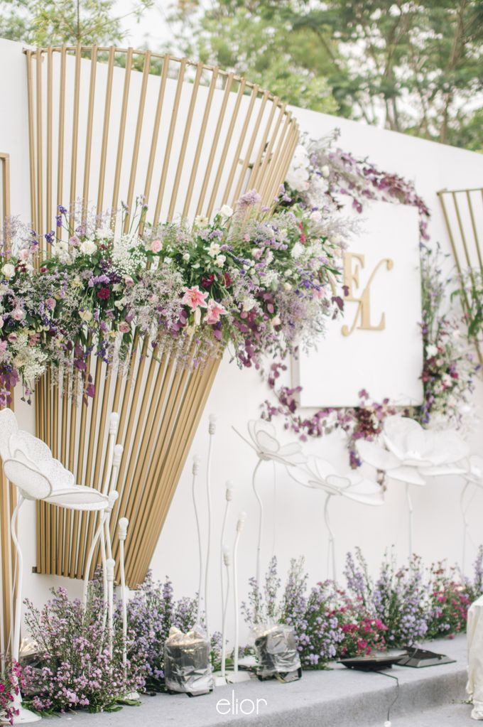 The Wedding of Eriely Lukman by Elior Design - 001
