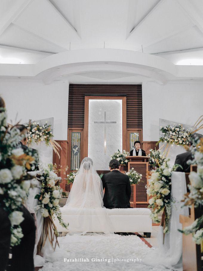 The Wedding of Devara and Rara by Elior Design - 002