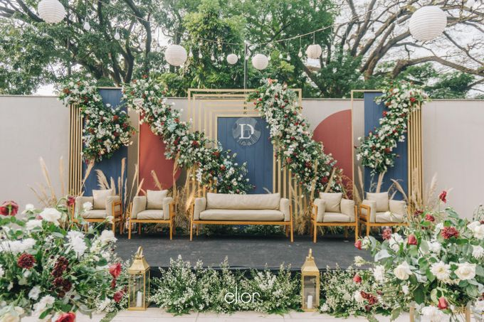 The Wedding of Laras and Dhika by Elior Design - 025