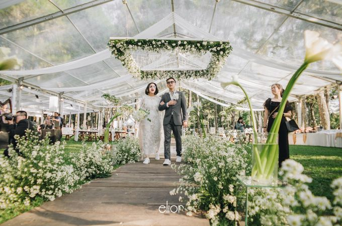 The Wedding Of Ferdi & Tania by Elior Design - 036
