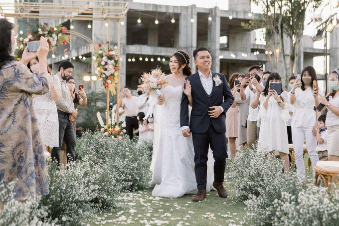 The Wedding of Hansen and Nerisa by Elior Design - 004