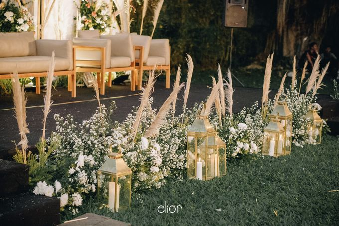 The Wedding of Welly and Janette by Elior Design - 020