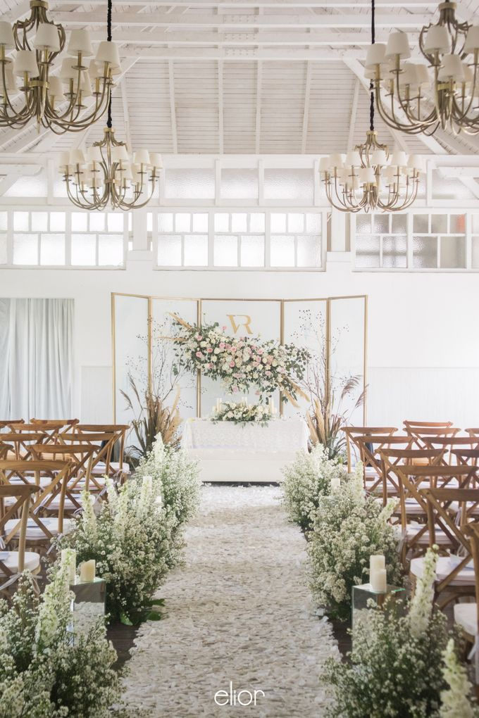 The Wedding of Victor and Risca by Elior Design - 005