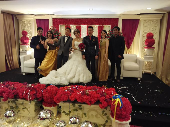 Wedding of Ferdian and Sianny-26 March 2016-Grand Eastern Resto by Dream High Music Entertainment - 001